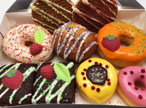 Cheatday box - JJ Donuts