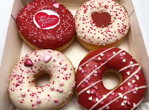 Valentijn 2021 Donut box - JJ Donuts