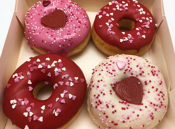 Valentijn Love Donut box - JJ Donuts