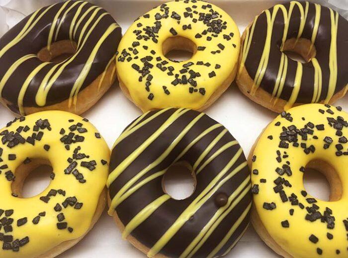 Vegan Mix Donut box - JJ Donuts