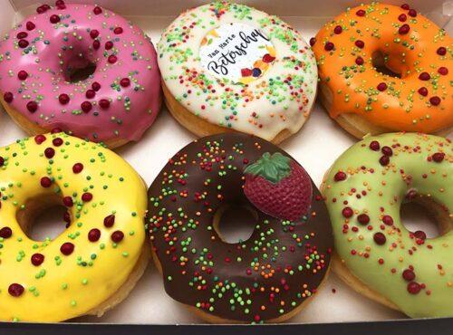 Beterschap Donut box - JJ Donuts
