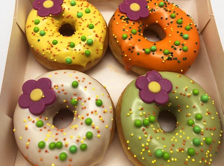 Lente Donut box - JJ Donuts