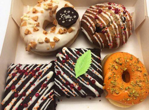 Cheatday box small - JJ Donuts
