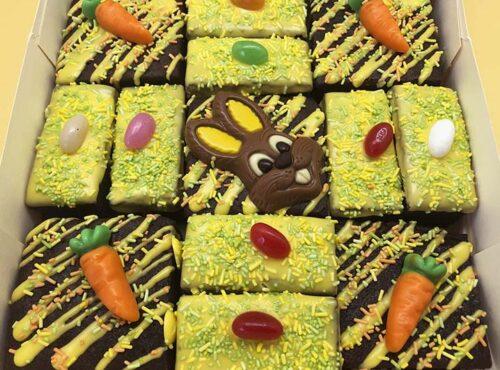 Paas Brownies box - JJ Donuts