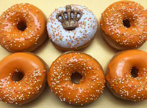 Koningsdag Donut box - JJ Donuts