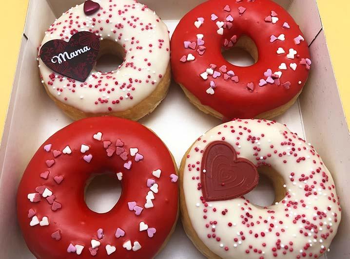 Moederdag 2021 Donut box - JJ Donuts