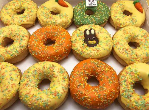 Paas Aanbieding Donut box - JJ Donuts